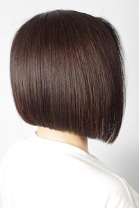 40代女性のヘアスタイル|アラフォーの前下がりボブの髪型