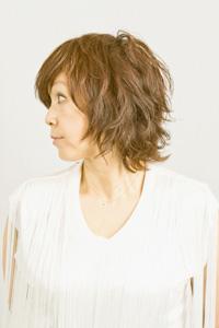 大人女性のヘアスタイル|アラフォーミディアムの髪型