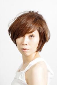 40代女性のヘアスタイル|アラフォーショートの髪型
