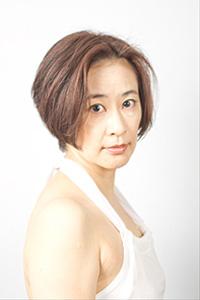 40歳からの髪型グラデーションボブスタイル