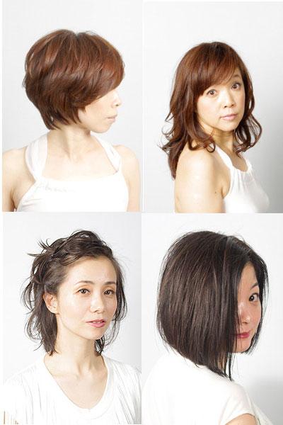 40代50代の髪型ヘアスタイル
