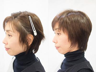 くせ毛が得意な東京原宿の美容室