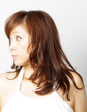 40代からの東京の美容室の髪型ロング3