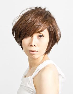 40代からの東京の美容室の髪型ショート2