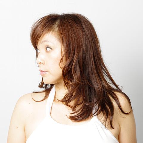 40代 髪型 艶ロング3