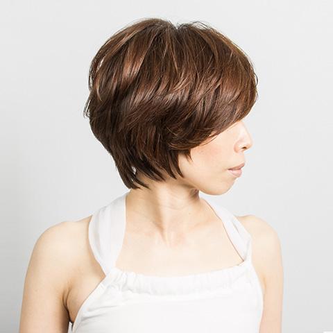 40代 髪型 ショート 2