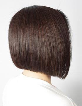 大人の東京の美容室のヘアスタイル ボブ3