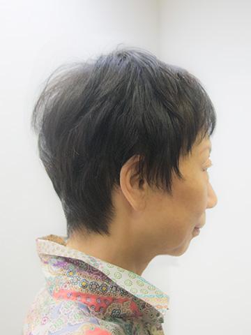 細い髪のくせ毛を縮毛矯正
