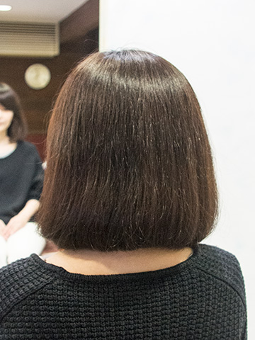 くせ毛ボリューム1
