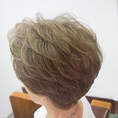 明るい白髪染め1