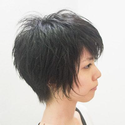 夏のヘアスタイル2