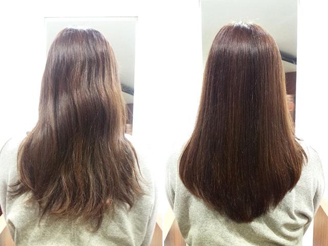 カラーで傷んだ髪用の東京の美容室がオススメするトリートメント
