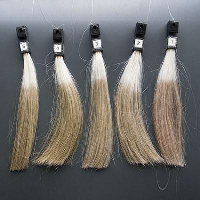 髪染めシャンプートリートメント50回