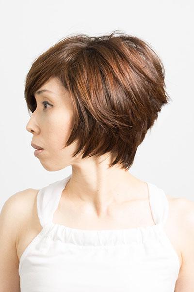 40代からの大人の女性に人気のヘアスタイル|素敵なショートカットの髪型