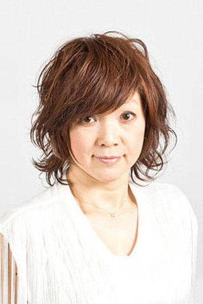 40代からの大人女子に人気のヘアスタイル|かわいいミディアムヘアーの髪型