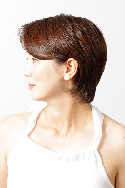 40代からの大人の女性に人気のヘアスタイル|素敵なショートの髪型