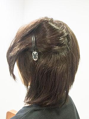 くせ毛のロブ