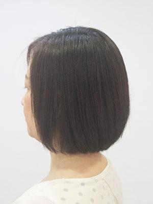 ストレートパーマの髪型ボブby美容室yippee東京