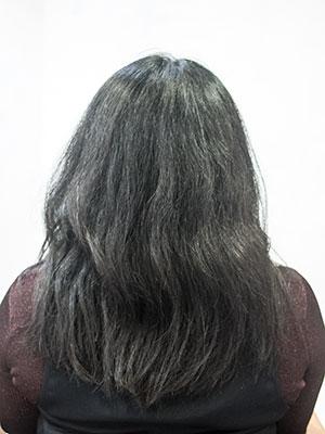 丈夫で強いくせ毛