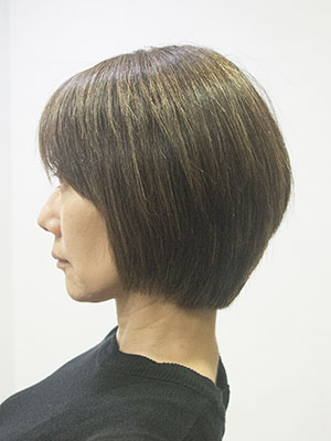 ショートの縮毛矯正がオススメの東京の美容室