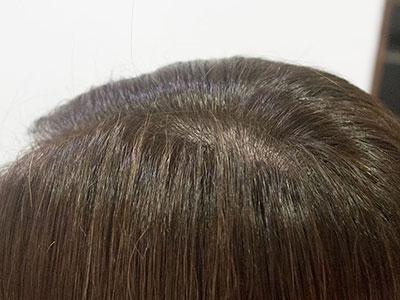 頭皮の刺激を避けるヘアカラー5