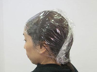 頭皮の刺激を避けるヘアカラー3