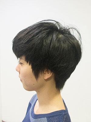 持ち物で髪み型を決める