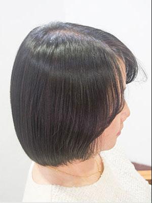 ヘナでハリコシと艶を取り戻した髪