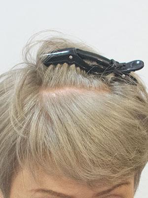 究極のグレイヘアー
