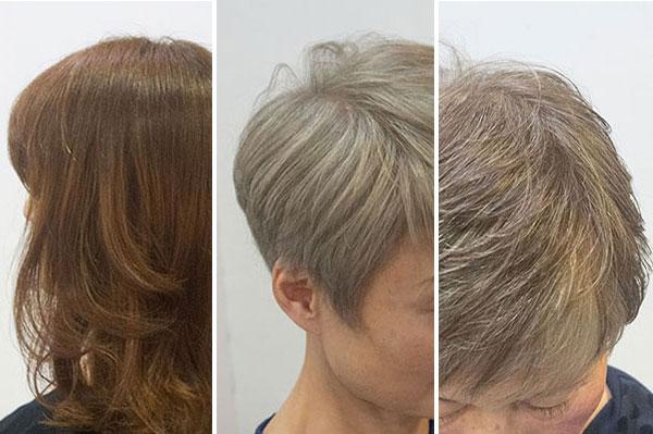白髪の悩み別対処法