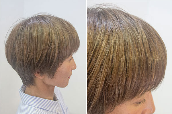 グレイヘアに移行するための白髪染め5_1