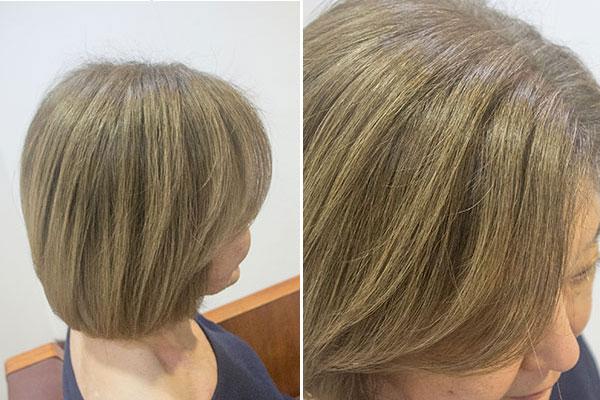 グレイヘアに移行するための白髪染め5_2