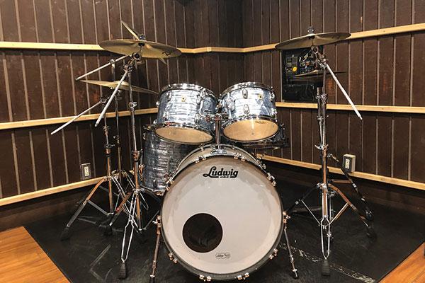 ラディックドラムセット