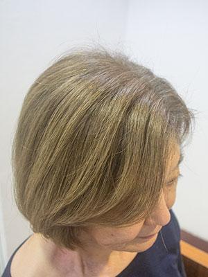 ネオグレイヘア 明るい茶色